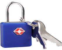 Travel Blue TSA Identity Slot