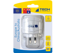 Travel Blue Europa Adapter - China / Australia