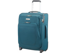 Samsonite Spark SNG Expandable Upright 55cm Petrol Blue