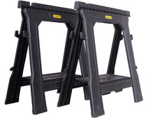 Stanley Sawhorse with V-groove