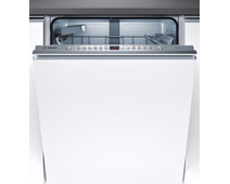 Bosch SMV46IX03N / Built-in / Fully integrated / Niche height 81.5-87.5cm