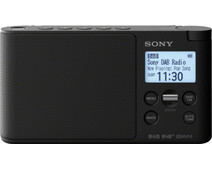 Sony XDR-S41D Black