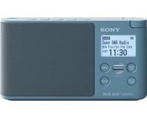Sony XDR-S41DL Blauw