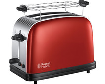 Russell Hobbs Colours Plus+ Flame Red Toaster 23330-56