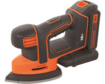 BLACK+DECKER BDCDS18-QW