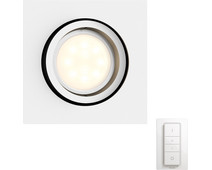 Philips Hue Milliskin Square White Including Dimmer Switch
