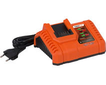 Powerplus Dual Power Acculader 20-40V