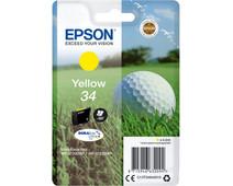 Epson 34 Cartridge Geel