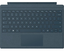 Microsoft Surface Pro Type Cover QWERTY Dark Blue