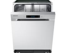 Samsung DW60M6040SS / Inbouw / Half geintegreerd / Nishoogte  81,5 - 86,5 cm