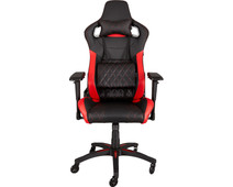 Corsair T1 Race Gaming Chair Zwart/ Rood