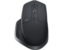 Logitech MX Master 2S Wireless Mouse Black