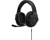 Logitech G433 7.1 Surround Sound Gaming Headset Black
