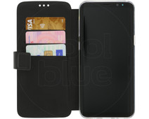 Azuri Wallet Magneet Samsung Galaxy S8 Plus Book Case Zwart