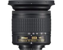 Nikon AF-P DX Nikkor 10-20mm f/4.5-5.6G VR