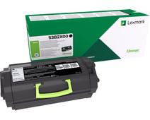 Lexmark 532 Zwart XXL (53B2X00)