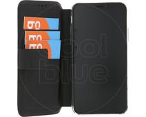 Azuri Wallet Magneet Apple iPhone X Book Case Zwart