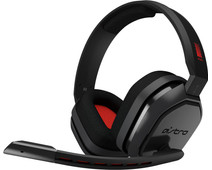 Astro A10 Gaming Headset Red