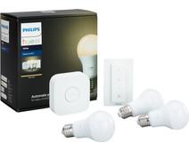 Philips Hue Starter Pack White met Dimmer