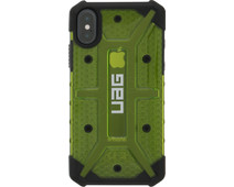 UAG Plasma Citron Apple iPhone X / Xs Back Cover Green