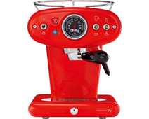 Illy X1 Anniversary Espresso & Coffee Red