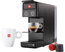 Illy Y3 Espresso & Coffee Black