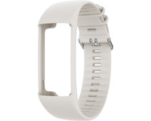 Polar A360/A370 Watch Strap Plastic M/L White