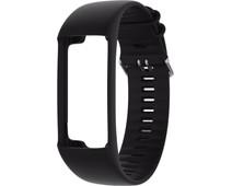 Polar A360/A370 Watch Strap Plastic Black M/L