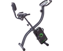Tunturi Cardio Fit B25 X-Bike with Backrest