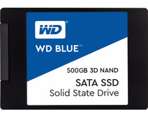 WD Blue 3D NAND 2,5 inch 500GB