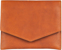 Burkely Antique Avery Wallet Envelope Cognac