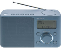 Sony XDR-S61D Blue