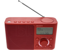 Sony XDR-S61D Red