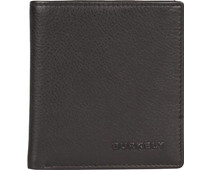 Burkely Rfid Billfold Flap Vertical Black