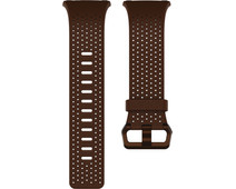 Fitbit Ionic Leather Watch Strap Brown L