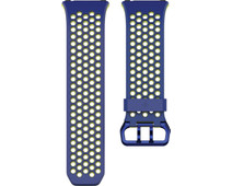 Fitbit Ionic Plastic Watch Band Yellow S