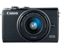 Canon EOS M100 Black + 15-45mm IS STM