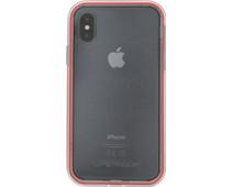 Lifeproof Slam Apple iPhone X Slam Back Cover Oranje