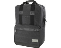 "Hex Convertible Supply Charcoal 17"" Grey 25L"