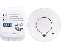 Alecto SCA-02 Smoke - and Carbon monoxide set