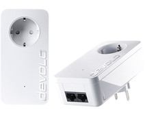 Devolo dLAN 1000 duo+ No WiFi 1,000Mbps 2 adapters