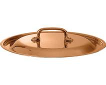 Paderno Copper Lid 22 cm