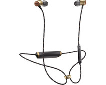 House of Marley Uplift 2 BT Black/Gold