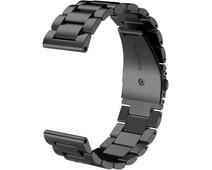 Just in Case Samsung Gear Sport Stainless Steel Watch Strap Black