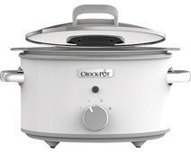 Crock-Pot CR038 Duraceramic Sauté Wit 4,5 L