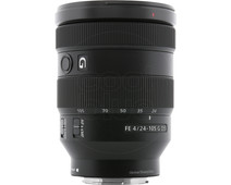 Sony 24-105mm f/4 G OSS