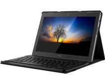 Just in Case Lenovo Tab 4 10 Keyboard Cover Zwart