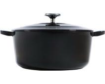 BK Bourgogne Dutch oven 24cm Jet Black