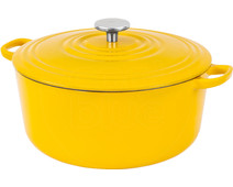 BK Bourgogne Dutch oven 28cm Sunset Yellow