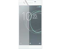 Azuri Sony Xperia L1 Screen Protector Plastic Duo Pack